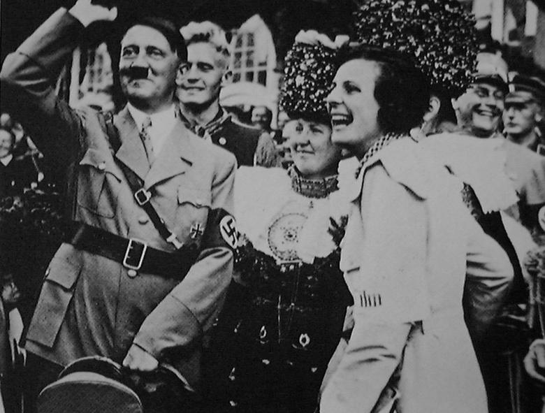 triumph of the will Epic documentaries, triumph of the will (1935) and olympia (1938), the two-part  film on the 1936 berlin olympics, have cemented her place.