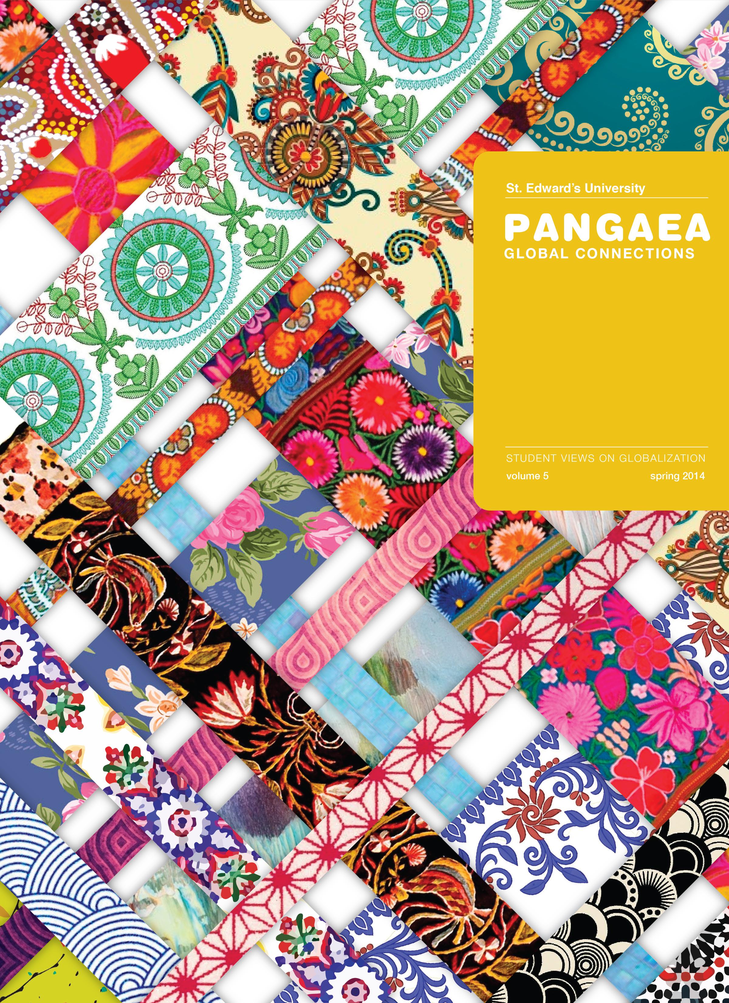 Volume 5 | Pangaea Journal