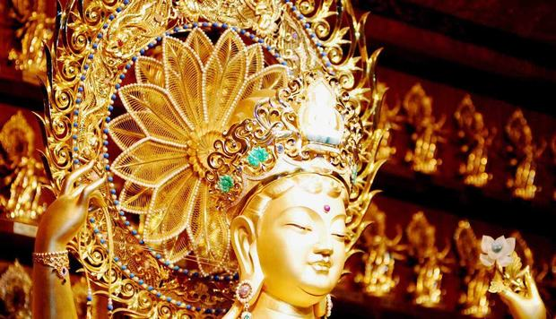 effects of buddhism on china Chinese theravada buddhism is in no position to serve as a tool of soft   buddhism has retained a position of deep influence among the dai,.