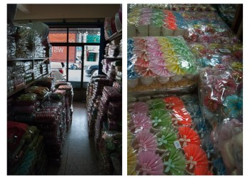 Wedding souvenirs for purchase, Ratana Shop and Chokdee Fabric Shop, Nakhon Si Thammarat City