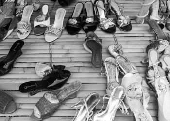 Used Shoes for 20 Baht