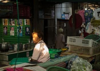 Vendor & Light