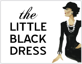 Little Black Dress | PR for Prima Donnas