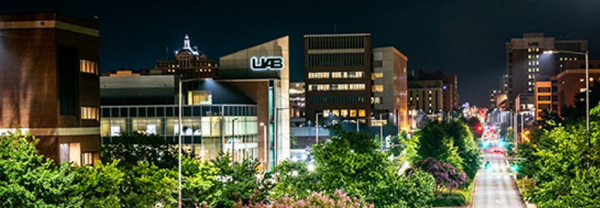 UAB Campus Green