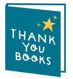 Thank You Books Logo
