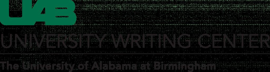 Image of the UAB Writing Center Logo