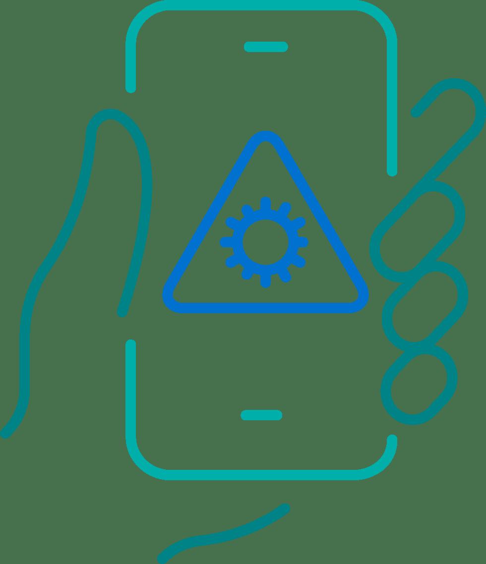 temp check icon