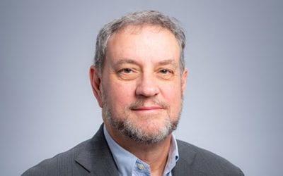 CSCH Director Jeff Walker recognized for 2020 Sam Brown Bridge Builder Award for interdisciplinary, collaborative efforts