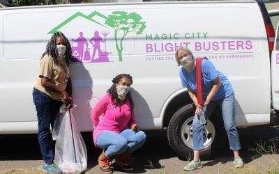 Magic City Blight Busters looks to beautify Birmingham neighborhoods