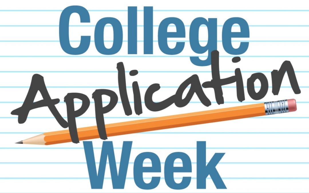 Free College Application Week