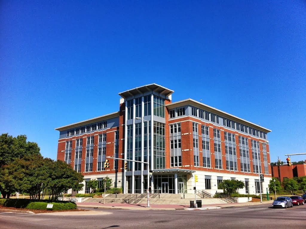 UAB Heritage Hall, the physical location of the UAB IHR (room 551)