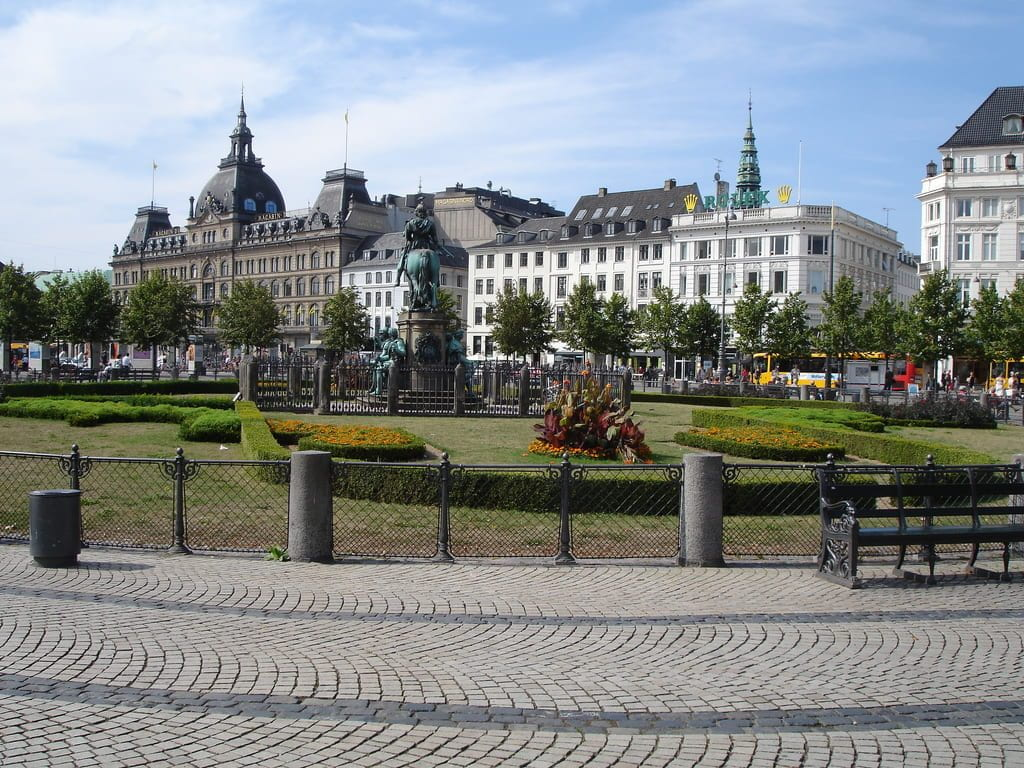 a picture of Copenhagen, Denmark