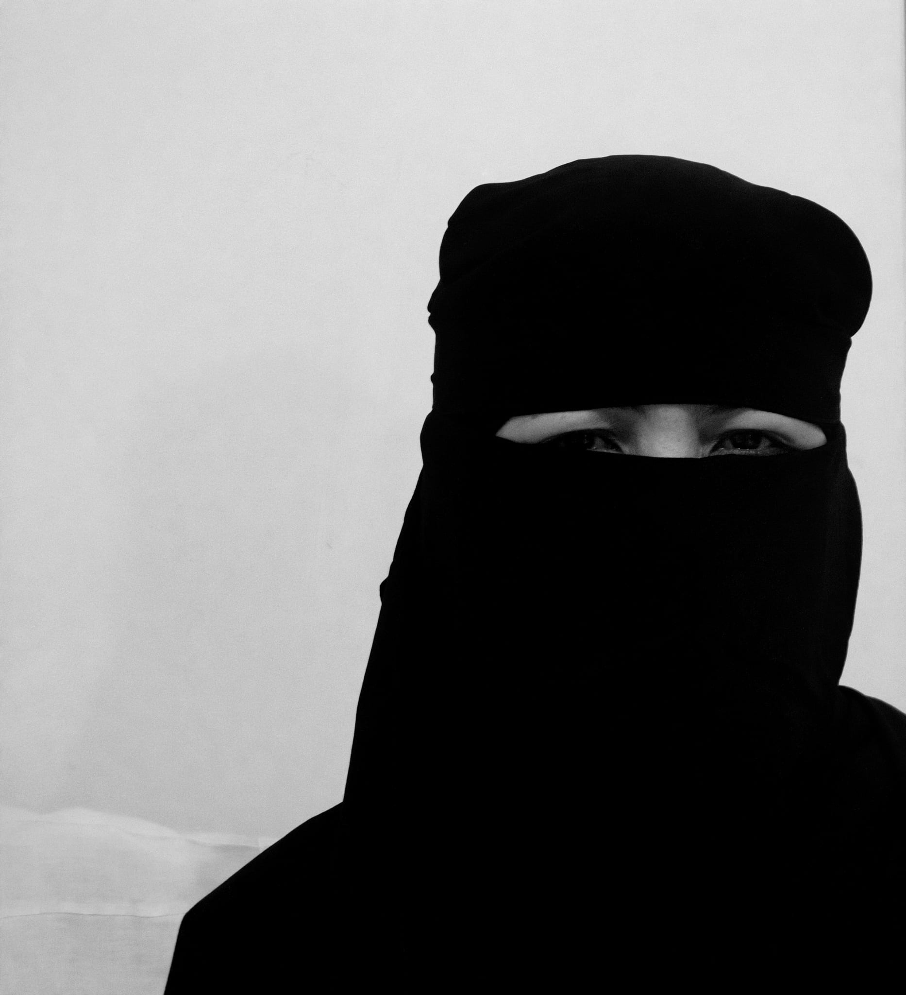 a picture of a Saudi woman