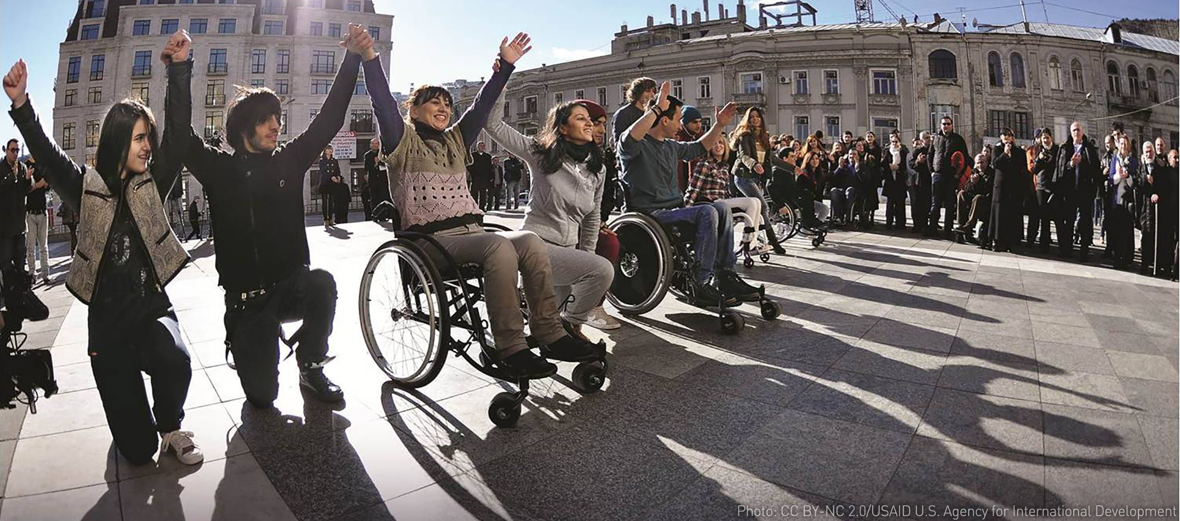 Disability Rights, Identities, and Narratives