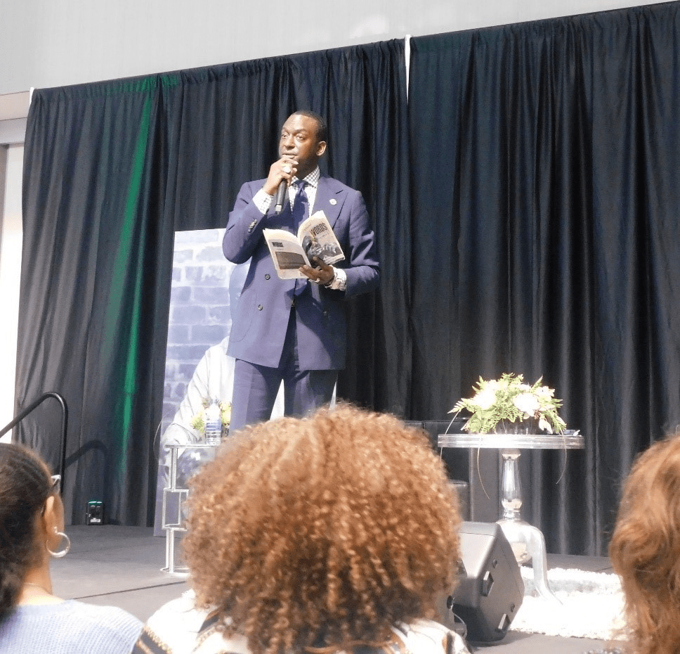 """Who Are You?"" Yusef Salaam of the Exonerated Five Shares His Story"