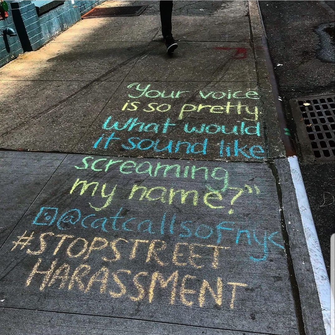 The Movement Fighting Against Street Harassment Around the World