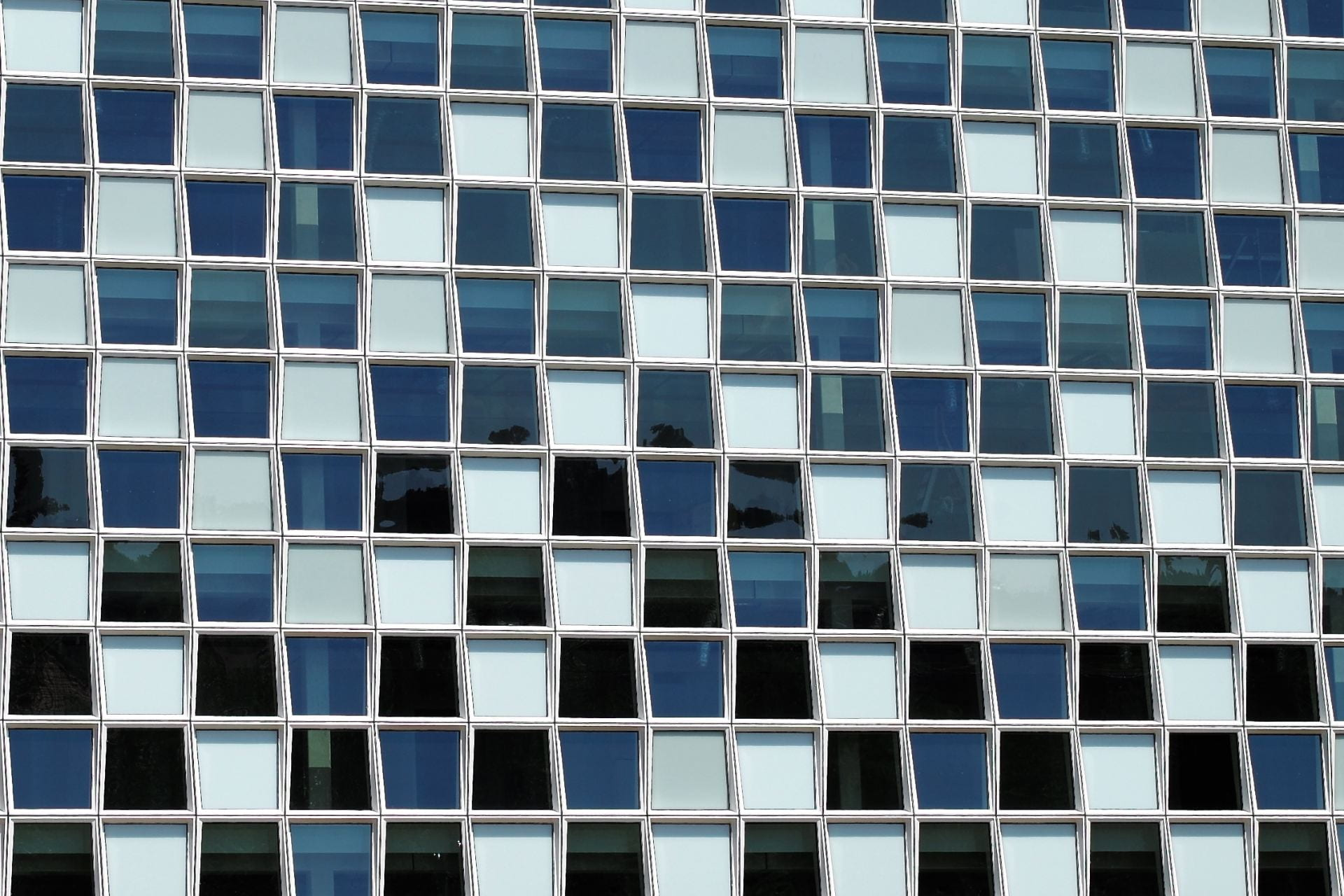 Windows of the International Criminal Court (ICC) in The Hague. Source: Roman Boed, Creative Commons