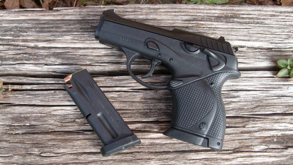 a picture of a Beretta handgun