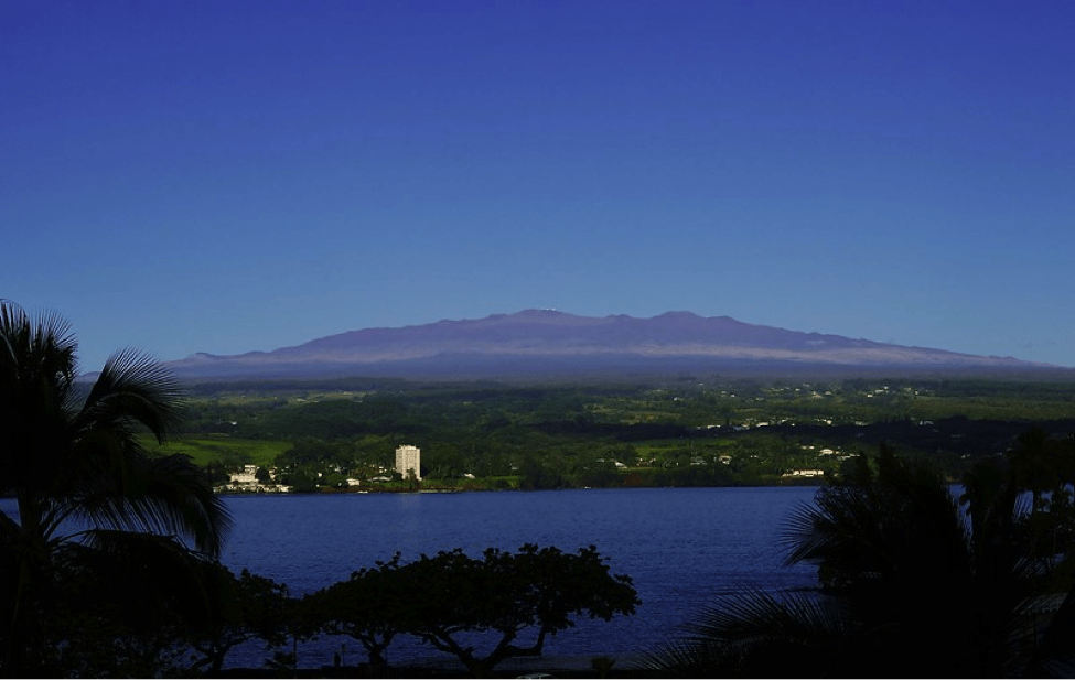 Picture of Mauna Kea in Hawaii
