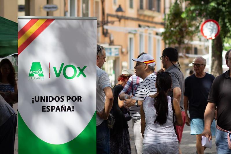 vox sign