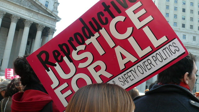 Reproductive Justice: Voices Not Just Choices