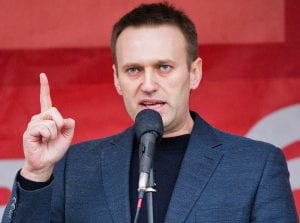 Photo of Alexei Navalny