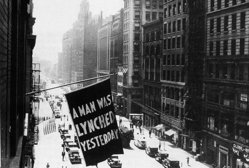 NAACP flag