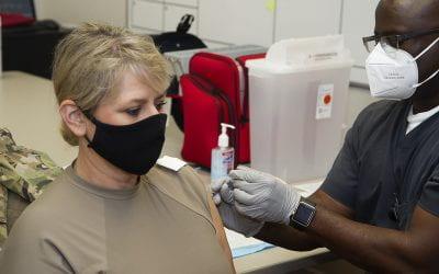COVID-19 vaccine disparity in Israel and Palestine