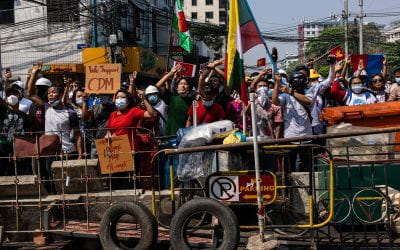 Coup d'état in Myanmar: a precarious situation for human rights