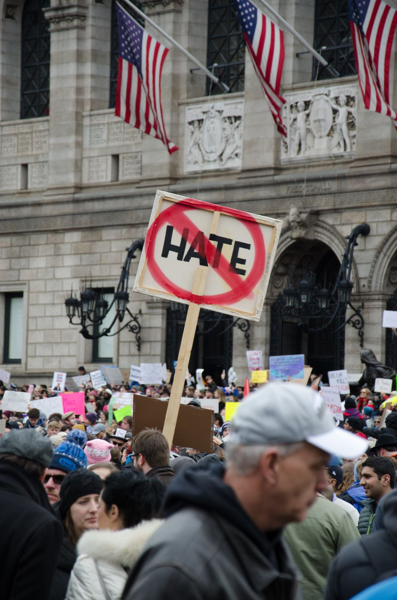 The Increase of Hate Crimes in the United States