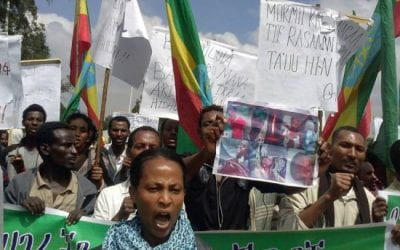 Violence in the Tigray region of Ethiopia