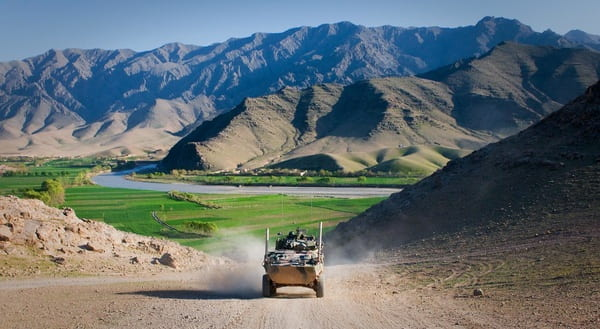 Afghanistan: Looking Back to See the Future