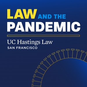 Law and the Pandemic Icon