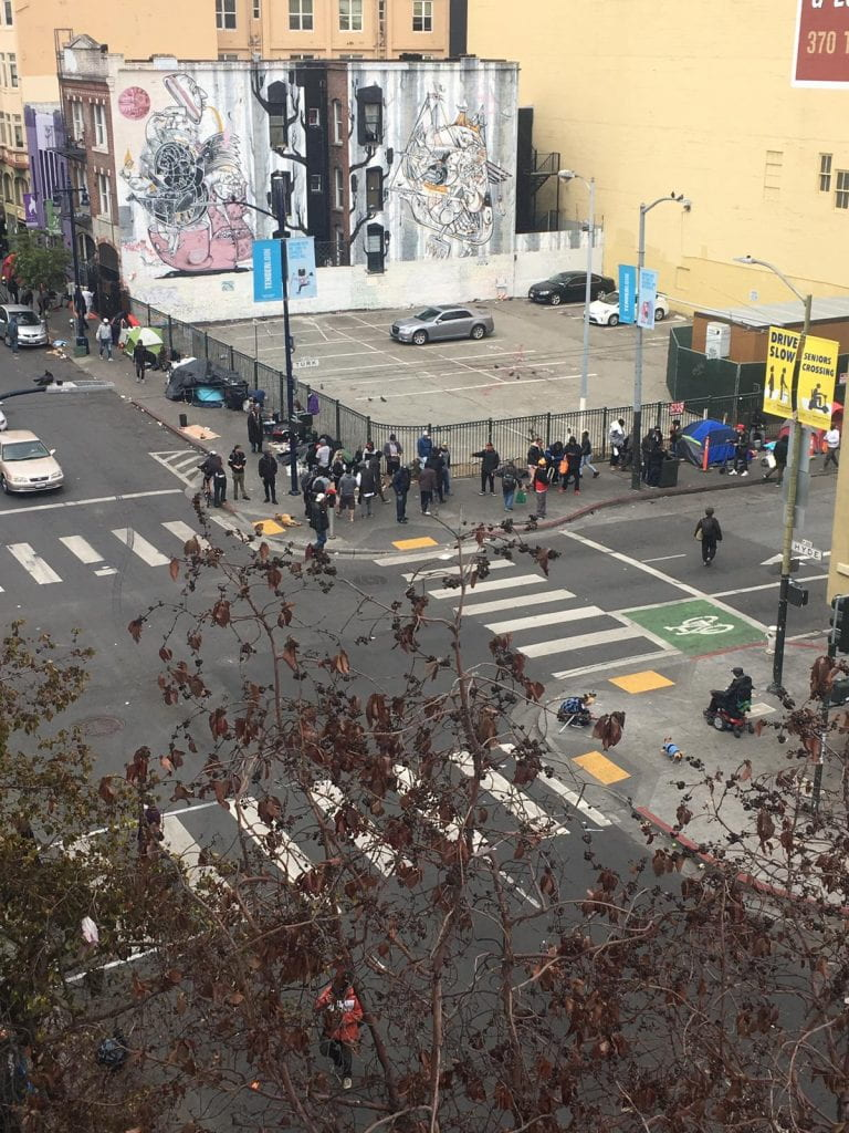 Photos of the Tenderloin