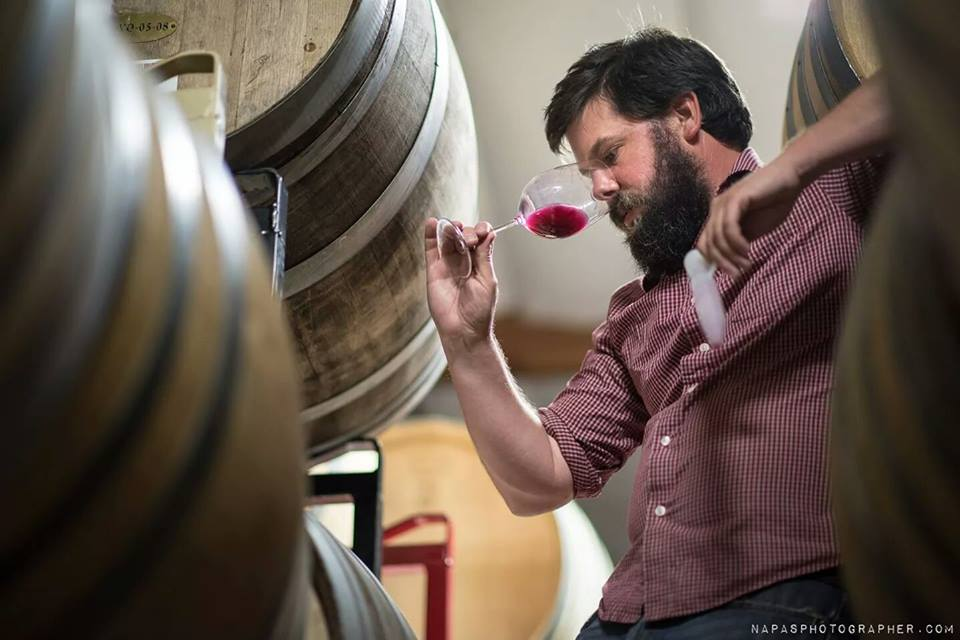 California Wine and Climate Change:  An Interview with Enfield Co. Winemaker John Lockwood