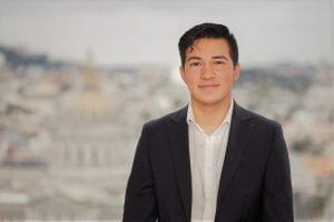 Isaac Serratos Executive Acquisitions Editor J.D. Candidate 2022
