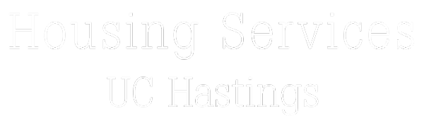 UC Hastings – Housing Services