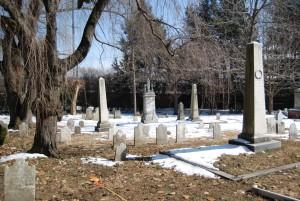 Old Swedes Churchyard