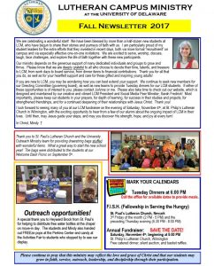 Catch up with LCM in our fall newsletter!