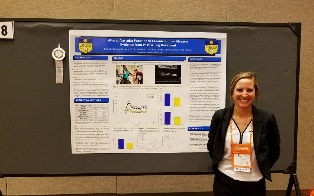 KAAP Presents at American College of Sports Medicine Conference