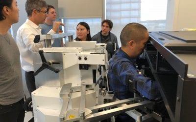 KINARM Robotic Exoskeleton