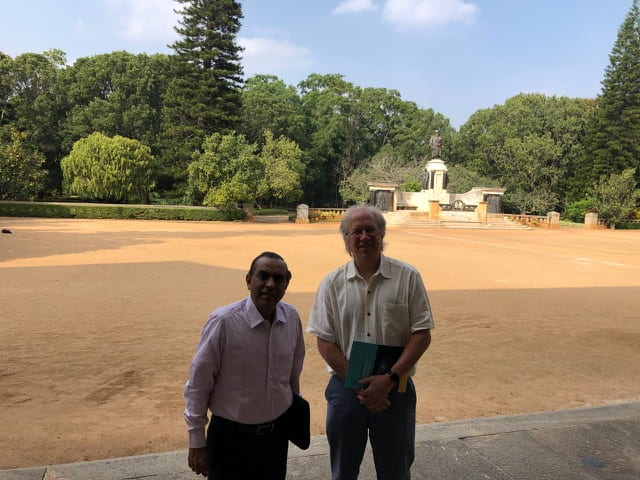 KAAP Lectures at the Indian Institute of Science