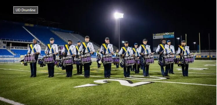 UD drumline to perform at Presidential Inauguration