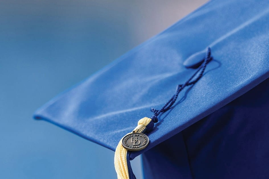 UD Commencement set for Memorial Day Weekend