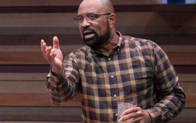 Hassan El-Amin: Playing MLK Jr. at UD