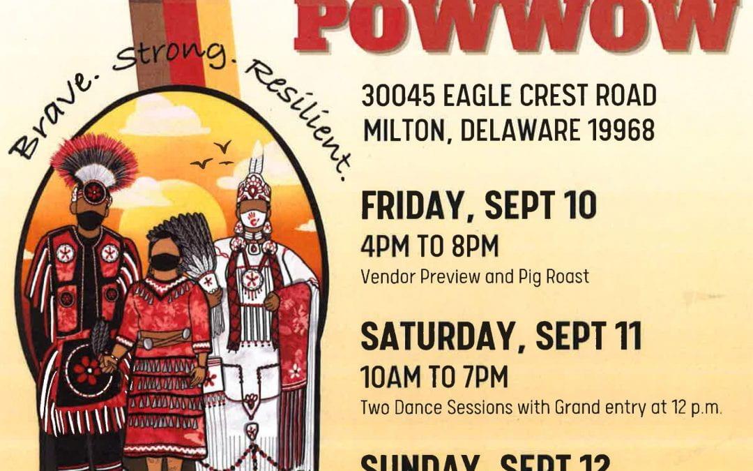 43rd Annual POWWOW