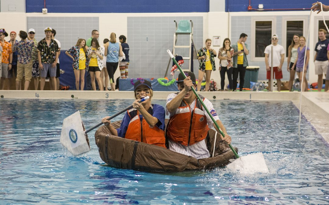 Fluid Mechanics Regatta