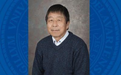 Acknowledging Former CACR Director, Nobu Kobayashi