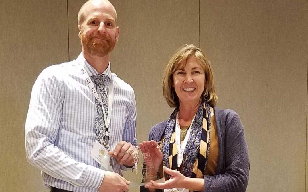 Puleo Receives the 2018 Robert G. Dean Award