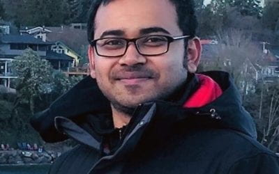 Graduate Student Spotlight: Mithun Deb